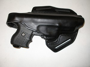 JPX 2 Leather Holster for Concealed Carry LEFTHAND
